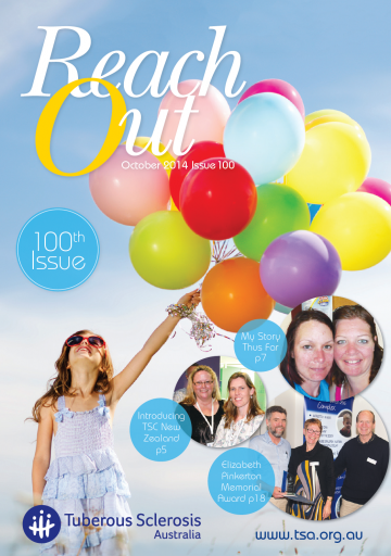 Reach Out, October 2014