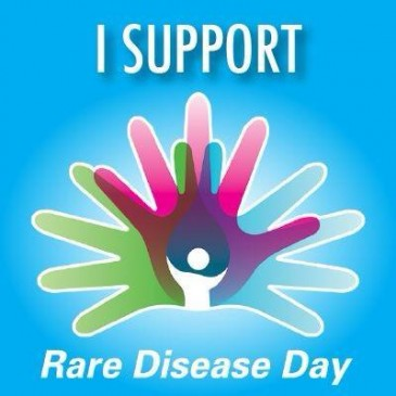 A moment to be thankful on Rare Disease Day