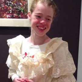 Emily: a beautiful teenage girl