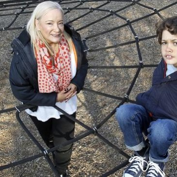 Melbourne TSC family benefits from support from Brainwave