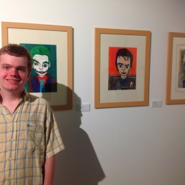 Alex: artist, son, and brother