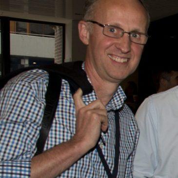 Congratulations Dr Simon Harvey