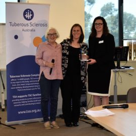 Congratulations Dr Helen Whitford