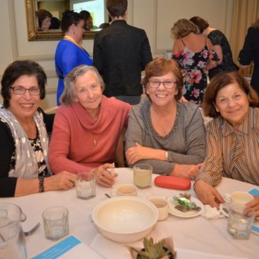 A great result at 5th annual Lizzie's Lunch in Sydney