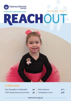 Reach Out, October 2020