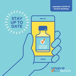 April 2021 update on the COVID-19 vaccination program